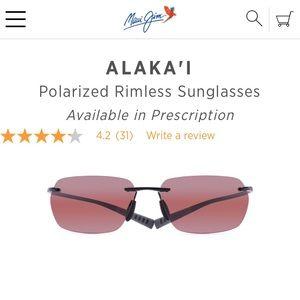 Maui Jim Alaka'i Sunglasses